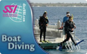 SSI Boat Diving