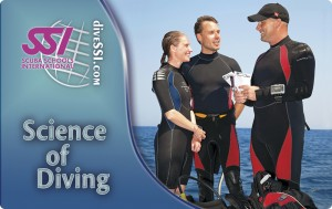 science of diving logo